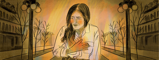 The Pain in My Chest – What Is that? image