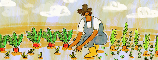 Life in Full Bloom: How Gardening Created a Healthier Me image