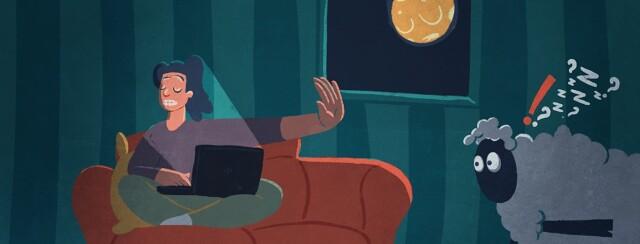 Lupus and My Struggle with Revenge Bedtime Procrastination image